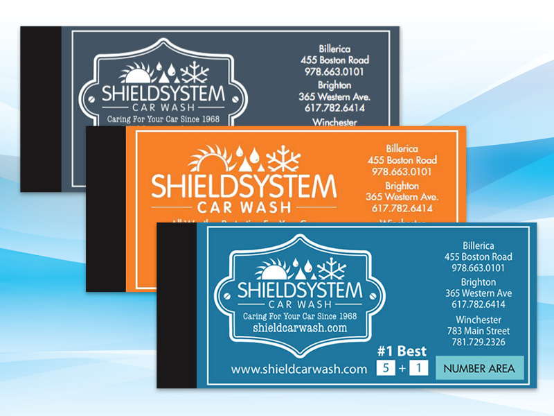 Shield System Car Wash & Detail Center Gift Cards